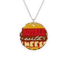 Royale With Cheese Necklace