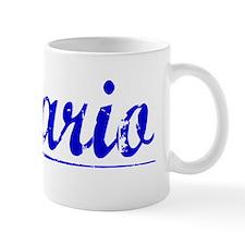 Hilario, Blue, Aged Mug