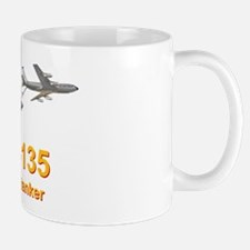 KC-135 Statotanker refueling B-52 Strat Mug