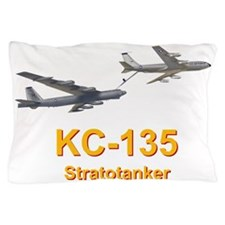 KC-135 Statotanker refueling B-52 Stra Pillow Case