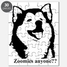 Zoomies Anyone? Puzzle