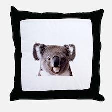 Koala Qualifications Throw Pillow