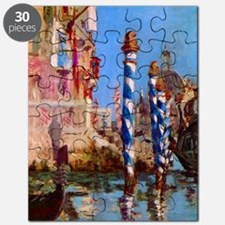 Manet Grand Canal in Venice Puzzle