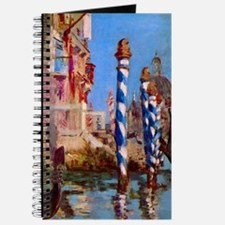 Manet Grand Canal in Venice Journal