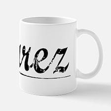 Suarez, Vintage Mug