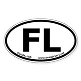 Florida Stickers & Flair