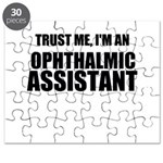 Trust Me, Im An Ophthalmic Assistant Puzzle