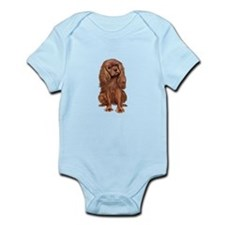 Ruby Cavalier 1 Infant Bodysuit