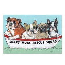 SMRS Postcards (Package of 8)
