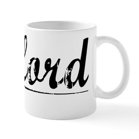Telford, Vintage Mug