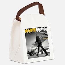 Barack Obama COOL STRUTTIN' Jazz  Canvas Lunch Bag