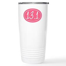 Pink 13.1 Travel Coffee Mug