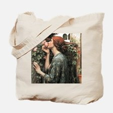 John William Waterhouse My Sweet Rose Tote Bag