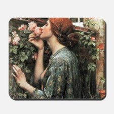 John William Waterhouse My Sweet Rose Mousepad