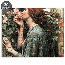 John William Waterhouse My Sweet Rose Puzzle