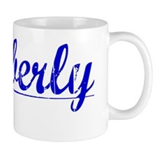 Kimberly, Blue, Aged Mug