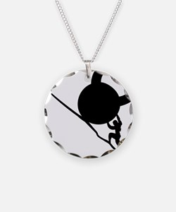Sisyphus KB Tenacity Necklace