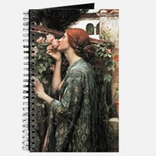 John William Waterhouse My Sweet Rose Journal
