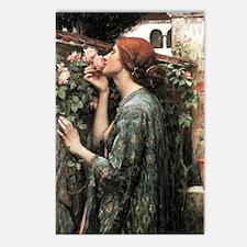 John William Waterhouse M Postcards (Package of 8)