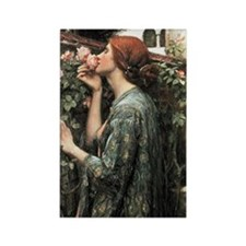 John William Waterhouse My Sweet  Rectangle Magnet