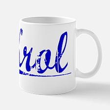Krol, Blue, Aged Mug