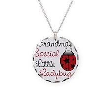 Grandmas Ladybug Necklace