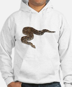 Boa Constrictor Photo Hoodie