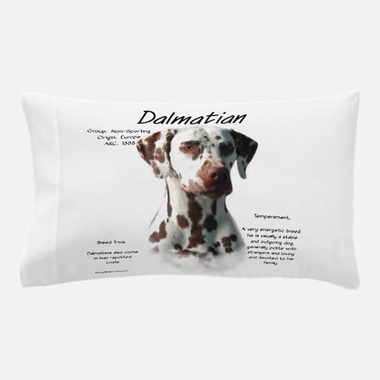 Dalmatian (liver spots) Pillow Case