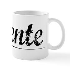 Vicente, Vintage Mug