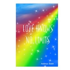 Love Knows No Limits Postcards (Package of 8)