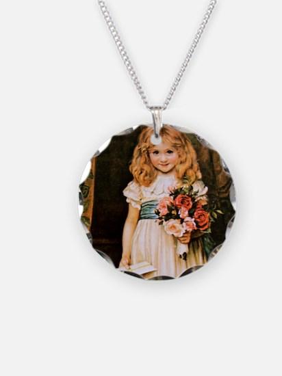 Charles Trevor Garland Love  Necklace