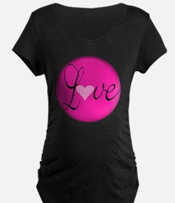 Love Message for Breast Can T-Shirt
