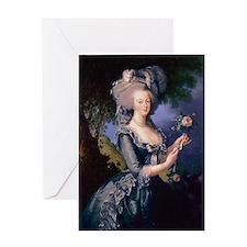 Elisabeth Louise Vigee-LeBrun Marie  Greeting Card