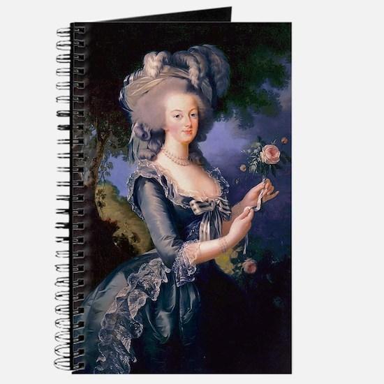 Elisabeth Louise Vigee-LeBrun Marie Antoin Journal