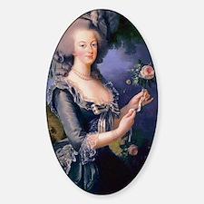 Elisabeth Louise Vigee-LeBrun Marie Decal
