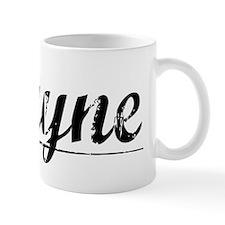 Wayne, Vintage Mug