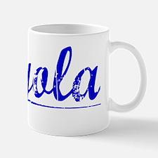 Loyola, Blue, Aged Mug