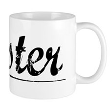 Wester, Vintage Small Mug