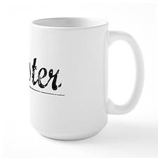 Wester, Vintage Mug