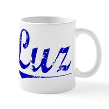 Luz, Blue, Aged Mug