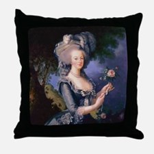 Elisabeth Louise Vigee-LeBrun Marie A Throw Pillow