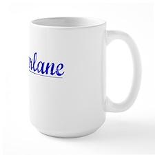 Macfarlane, Blue, Aged Mug