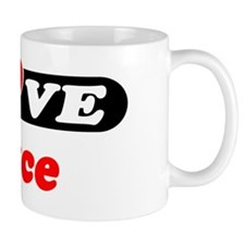 I Love Royce Coffee Mug