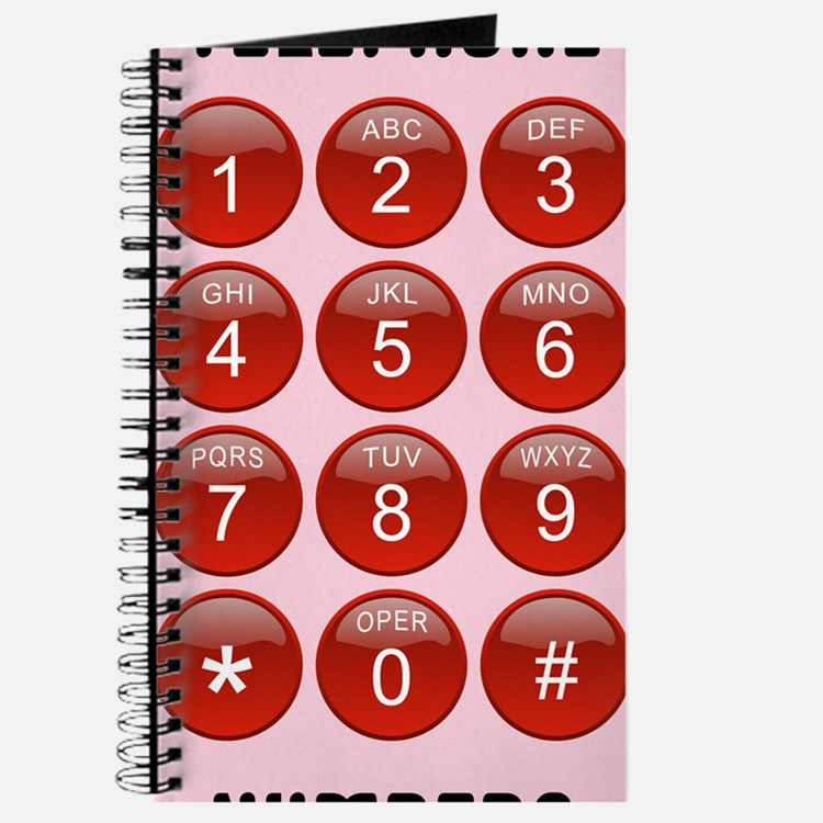 Telephone Numbers Address Book Journal