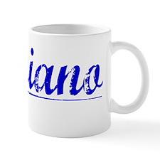 Mariano, Blue, Aged Mug