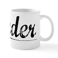 Zander, Vintage Mug