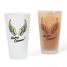 Attaboy Clarence 2 Drinking Glass