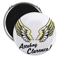 Attaboy Clarence 2 Magnet