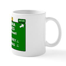 RV RESORTS -CALIFORNIA - MARINA DUNES - Mug