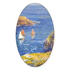 Claude Monet Calm Sea Decal